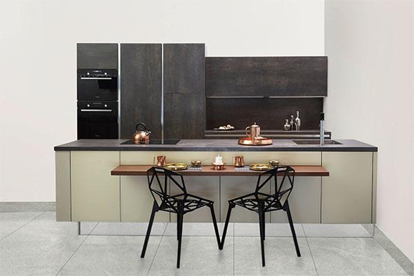 cocinas modulares Pamplona Amcona