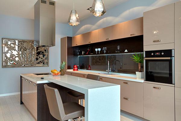 cocinas modernas complementos
