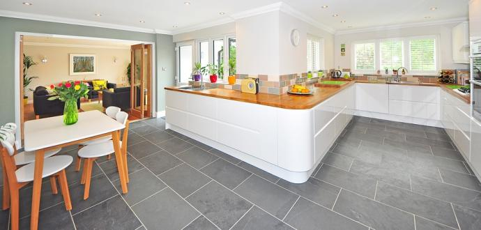 ¿Qué suelo poner en la cocina?