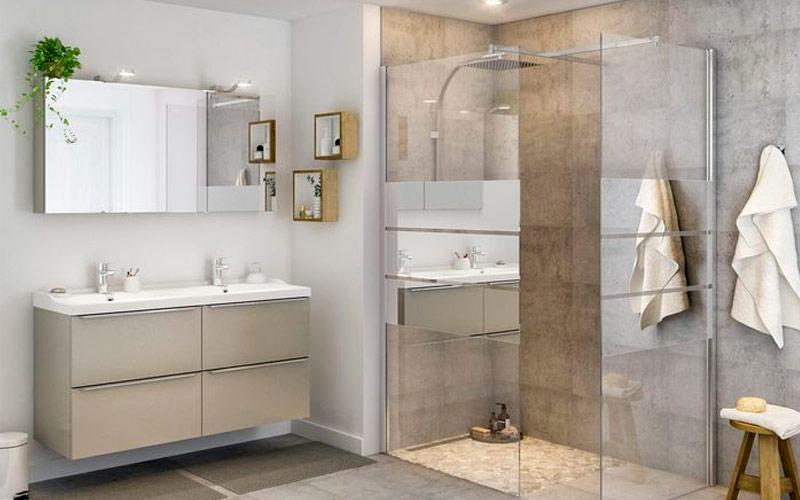 muebles de baño pamplona